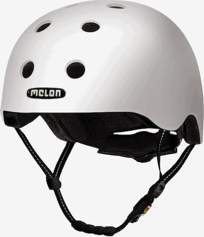 Melon Helm 'Brightest' in weiß, Produktansicht