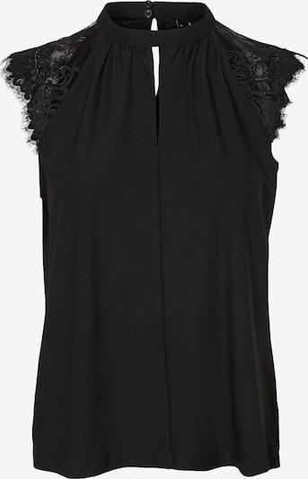 Vero Moda Curve T-shirt 'Milla' en noir, Vue avec produit