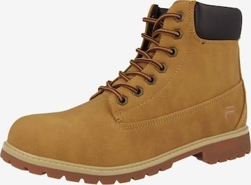 Boots 'Maverick' FILA en beige