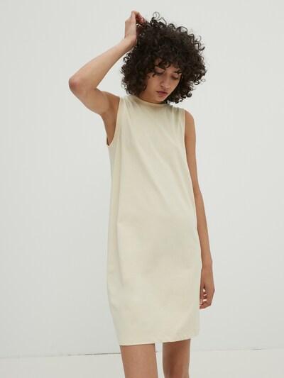 EDITED Kleid 'Maree' in creme, Modelansicht