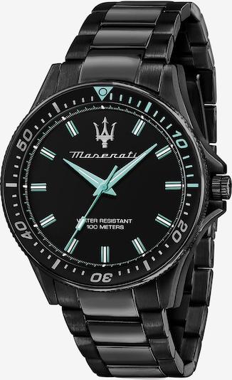 Maserati Analoog horloge 'Aqua Edition' in de kleur Aqua / Zwart, Productweergave
