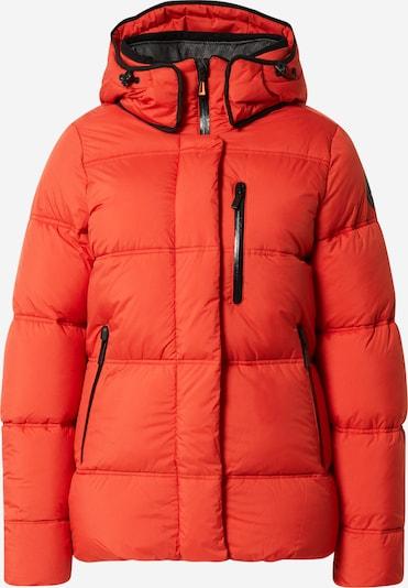 ICEPEAK Outdoorjas 'BRITTON' in de kleur Oranjerood, Productweergave
