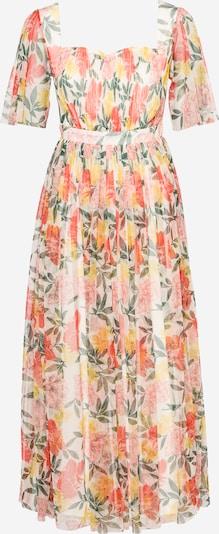 Maya Deluxe Večerné šaty 'ANAYA' - zmiešané farby / biela, Produkt