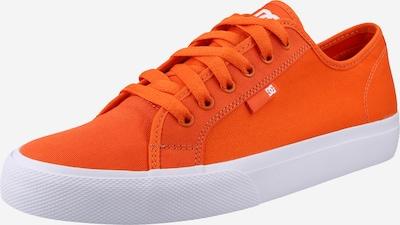 Pantofi sport DC Shoes pe portocaliu, Vizualizare produs