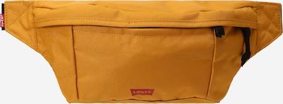 LEVI'S Magväska i gul / honung / röd / svart, Produktvy