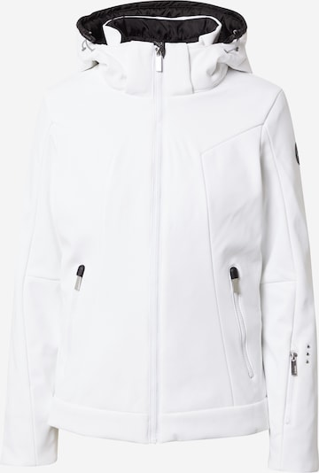 ICEPEAK Outdoorová bunda 'ERIE' - černá / bílá, Produkt