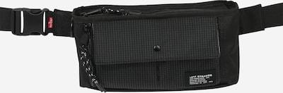LEVI'S Torbica za okrog pasu | svetlo siva / črna barva, Prikaz izdelka