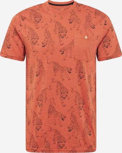 Tricou Ted Baker pe portocaliu închis / negru, Vizualizare produs
