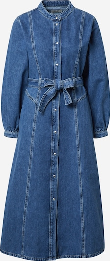 NORR Kleid 'Texas' in blue denim, Produktansicht