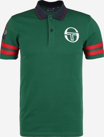 Sergio Tacchini Poloshirt in grün: Frontalansicht