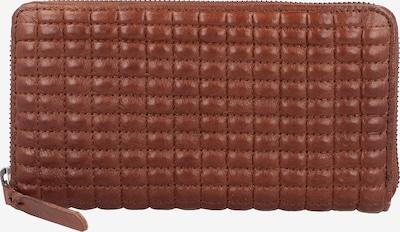 Taschendieb Wien Meiselmarkt 9 Geldbörse Leder 19 cm in rostbraun, Produktansicht