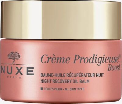 Nuxe 'Boost Night Recovery Oil Balm' in gold / dunkelgrün / pfirsich, Produktansicht