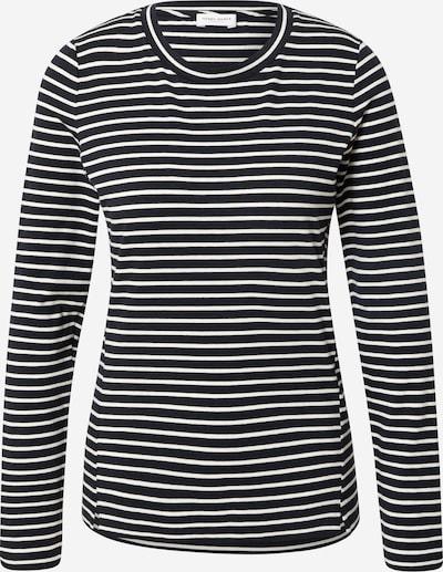 GERRY WEBER Shirt in dunkelblau / weiß, Produktansicht