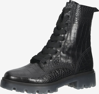 Paul Green Lace-Up Ankle Boots in Black, Item view