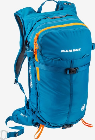 MAMMUT Sports Backpack in Royal blue / White, Item view