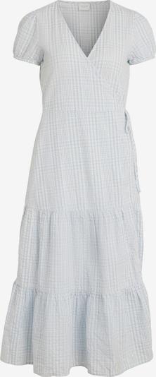VILA Kleid 'Margoritta' in hellblau / weiß, Produktansicht