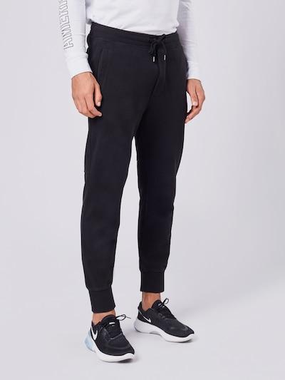 American Eagle Kalhoty - černá, Model/ka