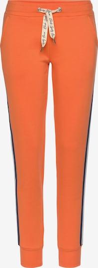 BENCH Hose in marine / orange / weiß, Produktansicht