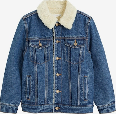 MANGO KIDS Jacke 'joe' in blue denim, Produktansicht