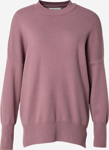 Abercrombie & Fitch Pullover in Lila