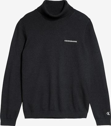 Calvin Klein Jeans Sweater in Black