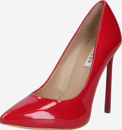 GUESS Pumps in rot, Produktansicht