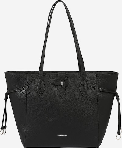 TOM TAILOR Nákupní taška 'Jasmin' - černá, Produkt