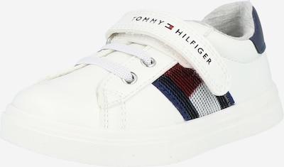 TOMMY HILFIGER Zapatillas deportivas en navy / rojo oscuro / negro / blanco, Vista del producto