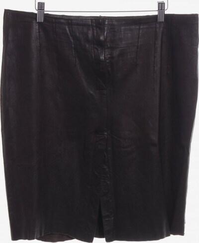 Uli Schneider Lederrock in XL in schwarz, Produktansicht