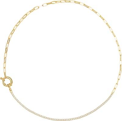 P D PAOLA Kette 'Mirage' in gold, Produktansicht