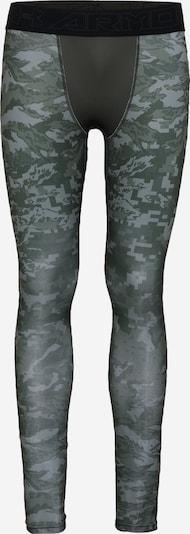 Pantaloni sportivi UNDER ARMOUR di colore cachi / verde pastello / nero, Visualizzazione prodotti