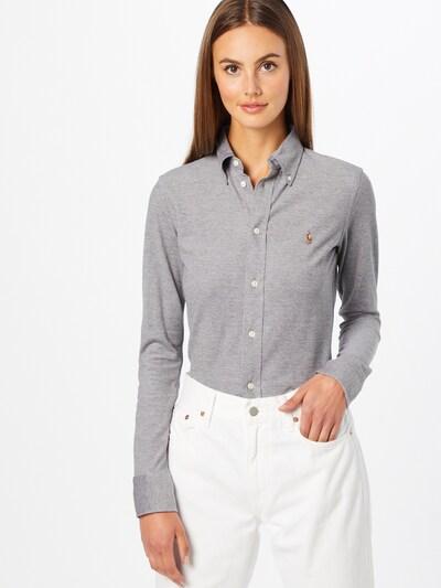 Bluză 'HEIDI' Polo Ralph Lauren pe gri, Vizualizare model