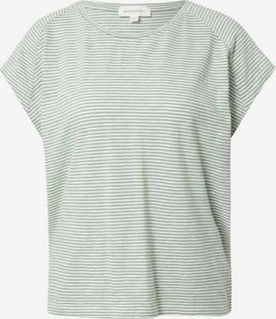 Tricou 'OFELIA' ARMEDANGELS pe mentă / alb, Vizualizare produs