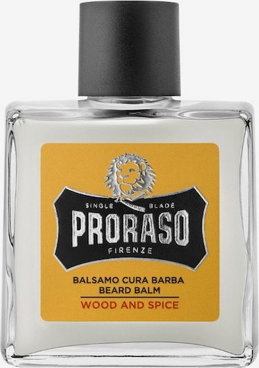 Proraso Bartöl 'Beard Balm Wood & Spice' in transparent, Produktansicht