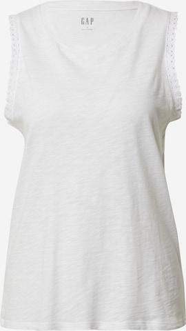 GAP T-shirt i vit