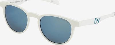 Sergio Tacchini Retrosonnenbrille Eyewear Fashion white in türkis / weiß, Produktansicht
