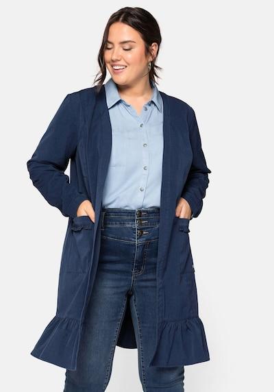 SHEEGO Přechodný kabát - marine modrá, Model/ka