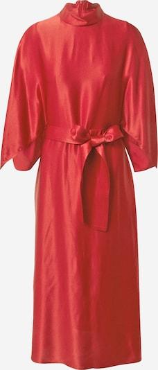 HUGO Jurk 'Kadesi' in de kleur Rood, Productweergave