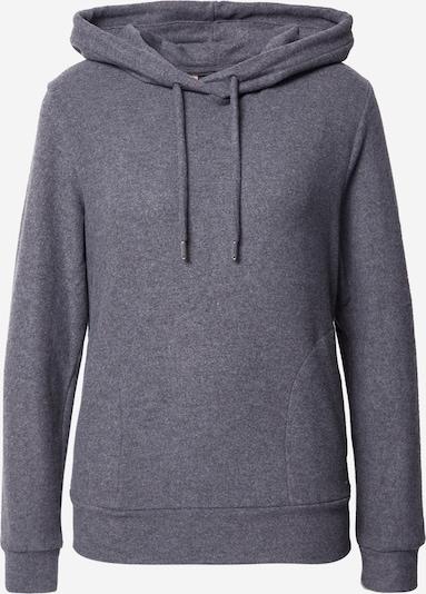 Herrlicher Sweat-shirt 'Seri' en gris, Vue avec produit