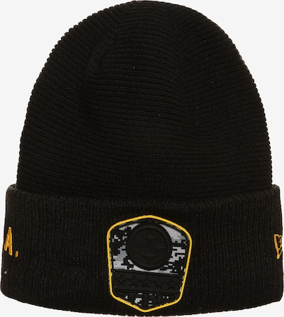 NEW ERA NFL Pittsburgh Steelers Salute To Service Beanie in schwarz, Produktansicht