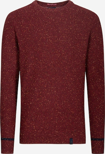 COLOURS & SONS Pullover 'Michael' in rot, Produktansicht