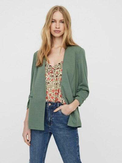 VERO MODA Blazer 'MASHA' in smaragd, Modelansicht