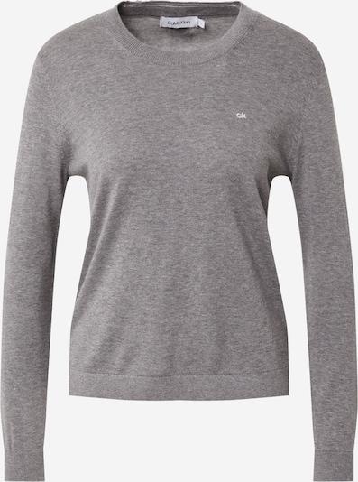 Calvin Klein Sweater in Stone / White, Item view