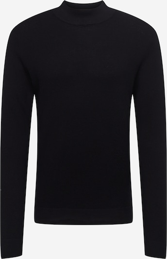 JACK & JONES Pullover 'Clay' in schwarz, Produktansicht