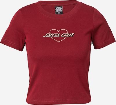 Santa Cruz T-Krekls, krāsa - gaiši rozā / asinssarkans, Preces skats