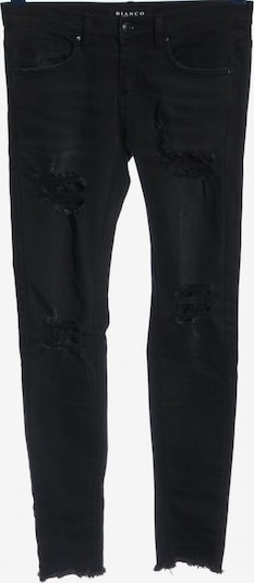 Bianco Straight-Leg Jeans in 27-28 in schwarz, Produktansicht