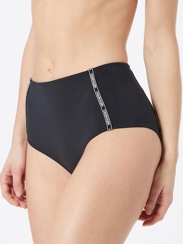 Pantaloncini per bikini di Calvin Klein Swimwear in nero