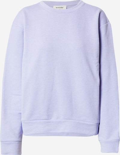 modström Sweatshirt 'Holly' in flieder, Produktansicht