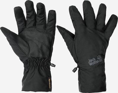 JACK WOLFSKIN Sporthandschoenen 'Texapore Basic' in de kleur Zwart, Productweergave