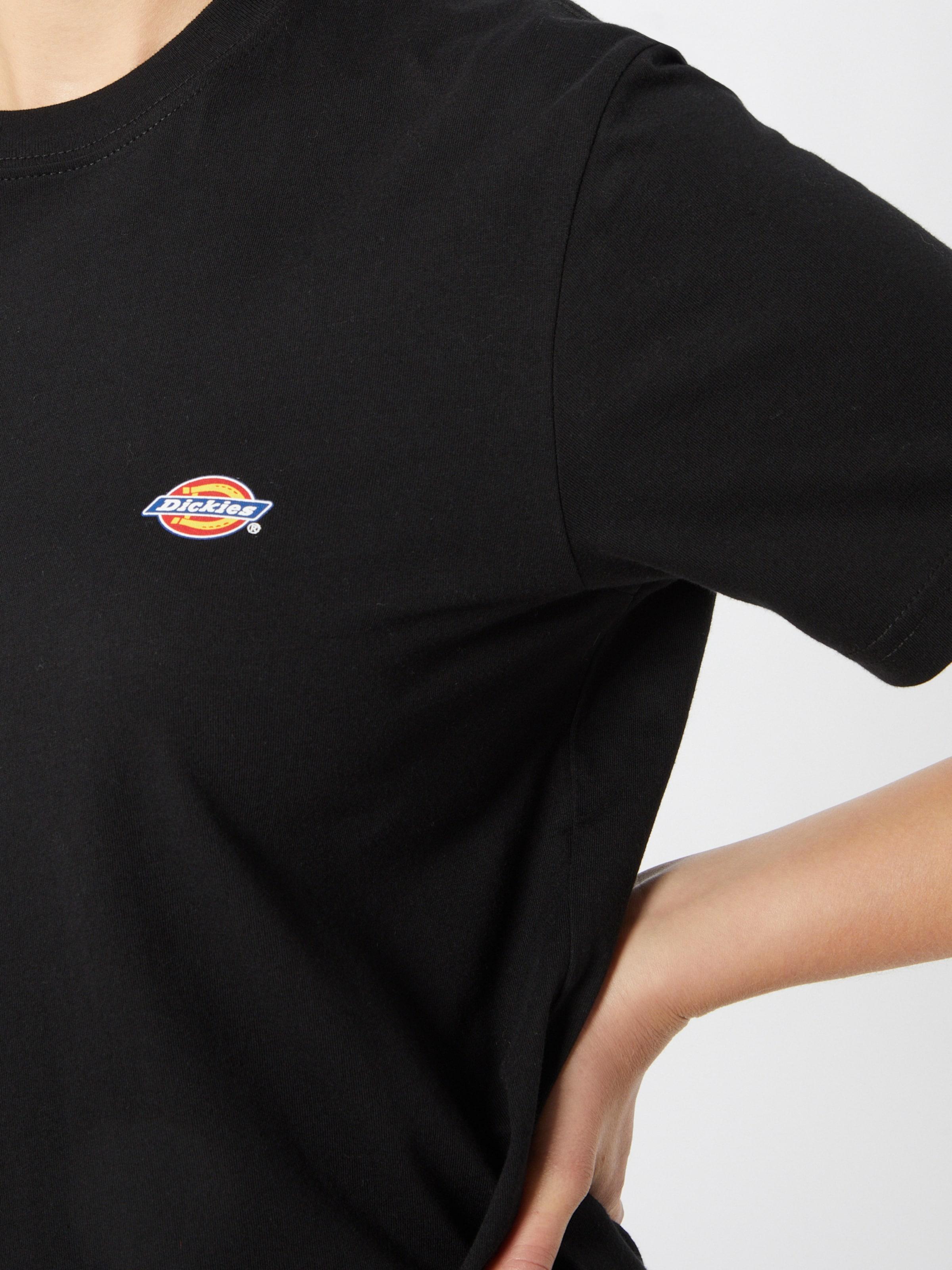 DICKIES Shirt 'Stockdale' in schwarz